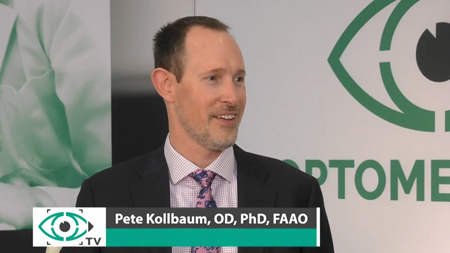 pete kollbaum FAAO foundation optometry