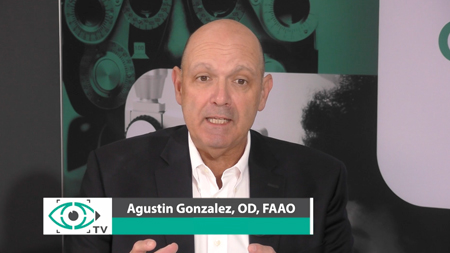 agustin gonzalez diagnose glaucoma prevent blindness