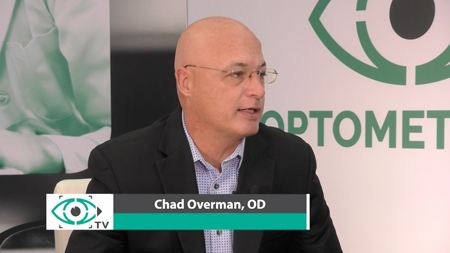 chad overman tele-optometry AI