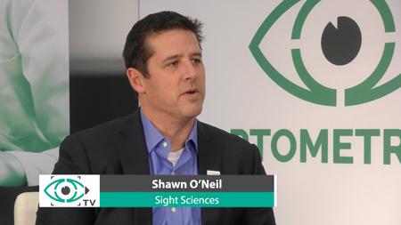 shawn oniel sight sciences
