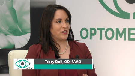 tracy doll, od, faao, cosmetic enhancements
